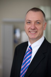 Dr Mark Vanderpump, new President of the British Thyroid Association